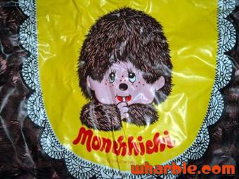 1980's Monchhichi Costume