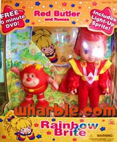 New Red Butler & Light-Up Sprite