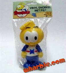 Snorks Squeak Toy