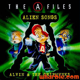 Alvin & the Chipmunks Greatest Alien Songs