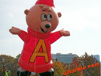 Alvin & the Chipmunks Balloon