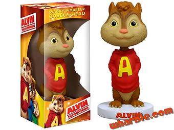 Alvin & the Chipmunks Bobble-Head