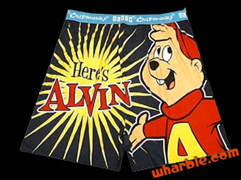 Alvin & the Chipmunks Boxers