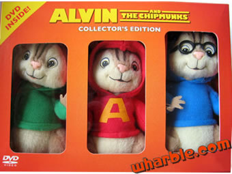 Alvin & the Chipmunks Collector's Edition