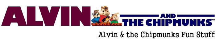 Alvin & the Chipmunks Fun Stuff
