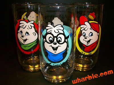 Alvin & The Chipmunks Glasses