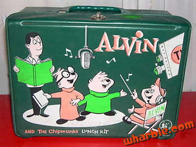 Alvin & The Chipmunks Lunch Kit
