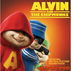 Alvin & The Chipmunks Soundtrack