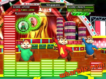 Alvin & The Chipmunks: The Squeakquel Screenshots