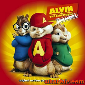 Alvin & The Chipmunks Squeakquel Soundtrack
