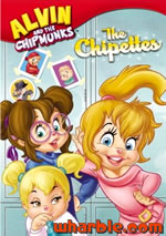 The Chipettes DVD