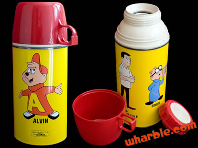 Alvin & The Chipmunks Thermos