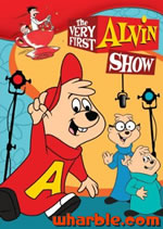 The Very First Alvin Show