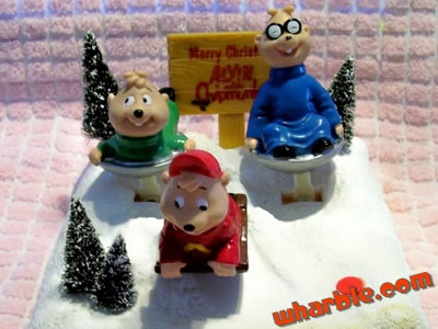 Alvin & the Chipmunks Go Sledding