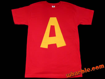 Alvin's Red T-Shirt
