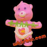 Baby Hugs Care Bear Figures