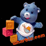 Baby Tugs Care Bear Figures