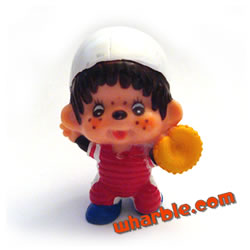 Baseball Catcher Monchhichi
