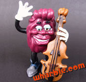 Bass California Raisin Figure