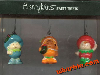 Berrykins Ornaments
