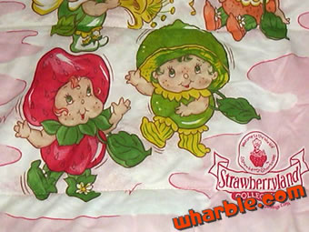 Berrykins Sleeping Bag