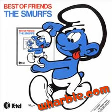The Smurfs Best of Friends