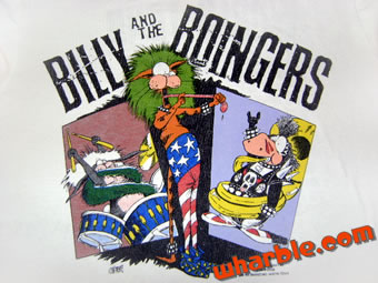 Billy and the Boingers T-Shirt