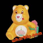 Birthday Care Bear Figures