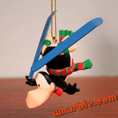 Bloom County Ornaments