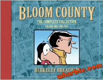 Bloom County Collection - Bloom County Complete Library Volume 1