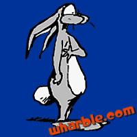 Hodge-Podge the Rabbit