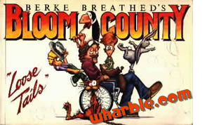 Bloom County Book: Loose Tails
