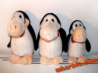 Bloom County Plush Opus