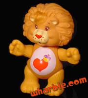 Poseable Brave Heart Lion