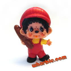 Bread Boy Monchhichi