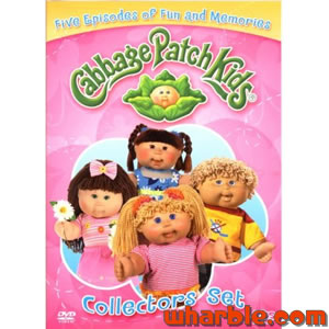 Cabbage Patch Kids Collectors Set