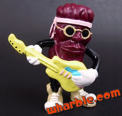 Jimi Hendrix California Raisin Figure