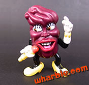 Singing Lady California Raisin Figure