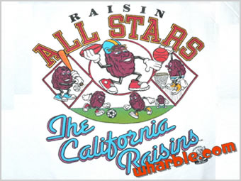 California Raisins Sweatshirt