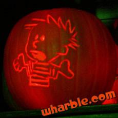 Calvin Pumpkin