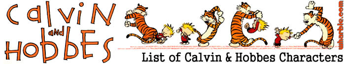 Calvin_and_Hobbes_Characters_ ...