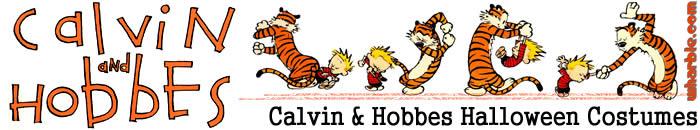 Calvin & Hobbes Costumes