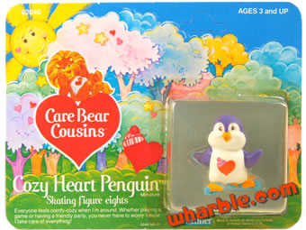 Mini Care Bears Figures