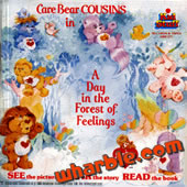 Care Bear Cousins - A Day in the Forest of Feelings