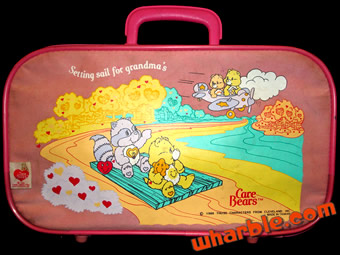 Care Bears & Cousins Suitcase