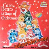 Care Bears 12 Days of Christmas