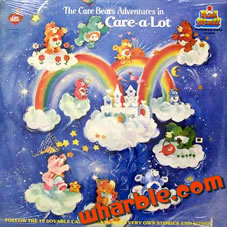 The Care Bears Adventures in Care-A-Lot Record