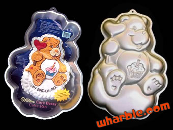 Care Bears Cake_Pan