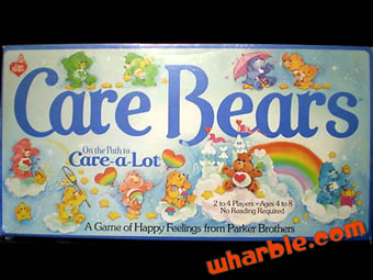 Care Bears Board Game
