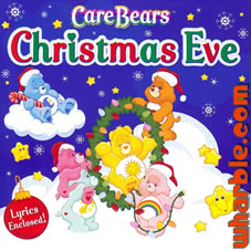 Care Bears Christmas Eve CD
